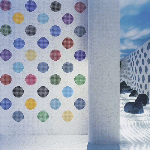 Bisazza Decorations Vetricolor