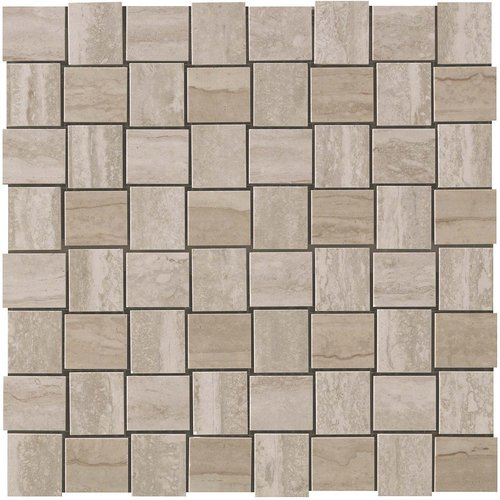 Marvel Travertino Silver Net Mosaic (9MVM) 30,5x30,5 Керамическая плитка