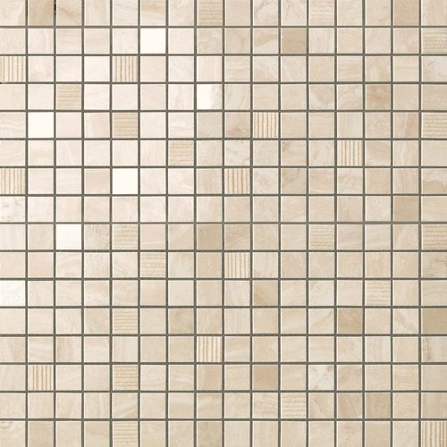 Marvel Travertino Alabastrino Mosaic (9MVT) 30,5x30,5 Керамическая плитка