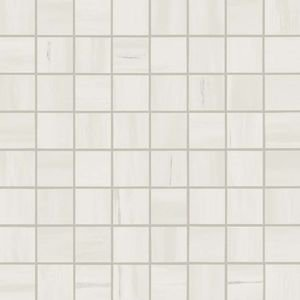 Marvel Bianco Dolomite Mosaico Matt (AS3V) 30x30 Керамогранит