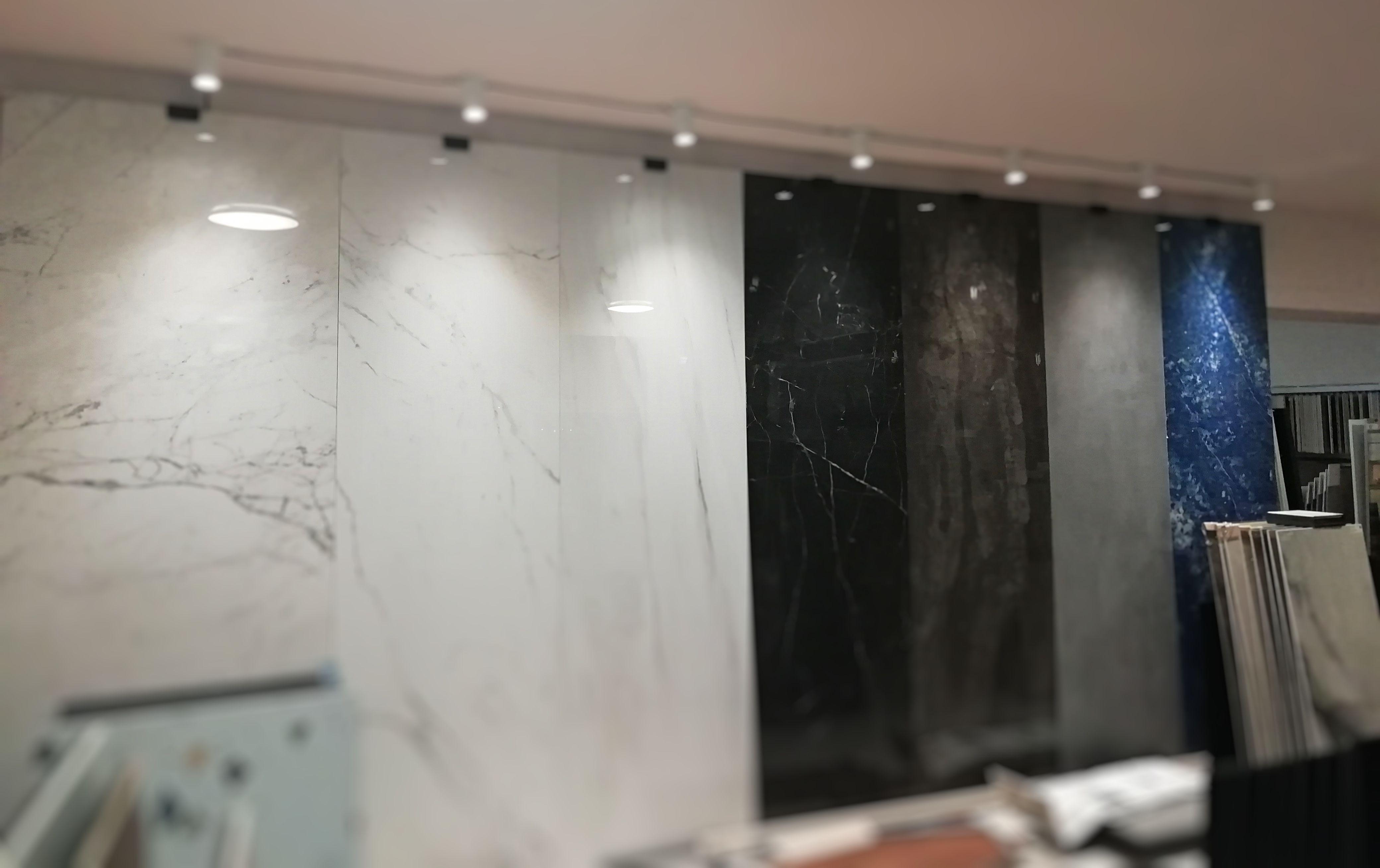 Фото из экспозиции нового салона