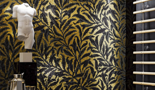 Bisazza Decorations 10 X 10 M2 Oro